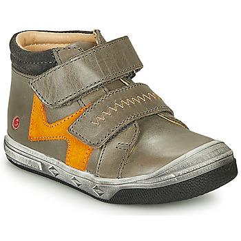 Schuhe Jungen Sneaker High GBB OGROU Grau
