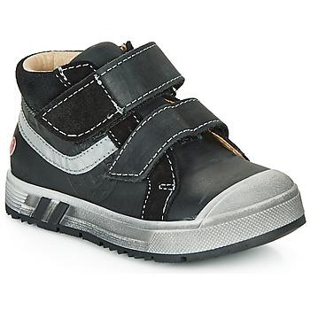Schuhe Jungen Sneaker High GBB OMALLO Schwarz