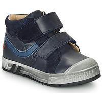 Schuhe Jungen Sneaker High GBB OMALLO Marine