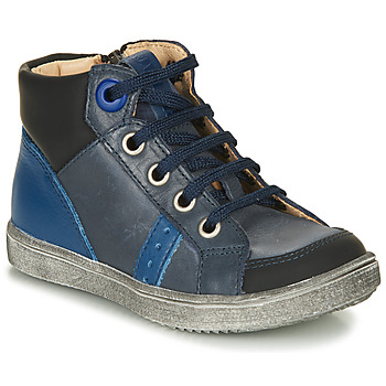 Schuhe Jungen Sneaker High GBB ANGELITO Blau