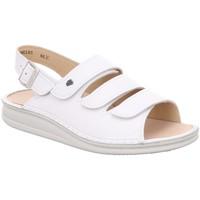 Schuhe Damen Sandalen / Sandaletten Finn Comfort Sandaletten Sylt 2509-001000 weiß