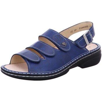 Schuhe Damen Sandalen / Sandaletten Finn Comfort Sandaletten Saloniki 2557 243389 blau