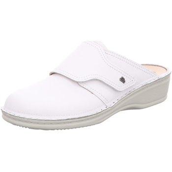 Schuhe Damen Pantoletten / Clogs Finn Comfort Pantoletten Aussee Clog 2526/001000 weiß