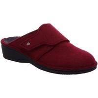 Schuhe Damen Hausschuhe Finn Comfort Andermatt 06550416056 rot
