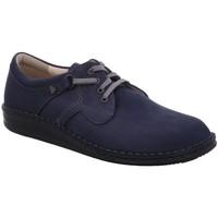 Schuhe Herren Derby-Schuhe Finn Comfort Schnuerschuhe VAASA 01000 049413 blau