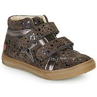 Schuhe Mädchen Sneaker High GBB OHANE Maulwurf