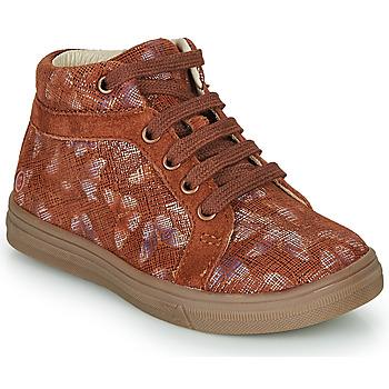 Schuhe Mädchen Sneaker High GBB OMBLINE Rot