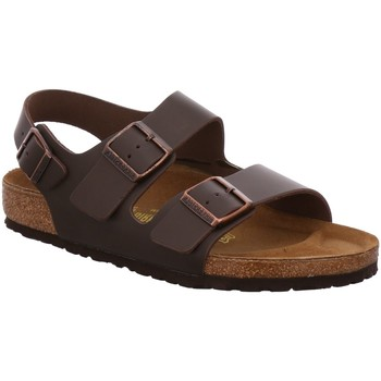 Schuhe Damen Sandalen / Sandaletten Birkenstock Sandaletten 034101 braun