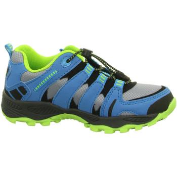 Schuhe Jungen Wanderschuhe Brütting Bergschuhe Fremont 420071 blau