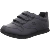 Schuhe Herren Sneaker Low Brütting Slipper D. CLASSIC V 121009 001 3753113002 schwarz