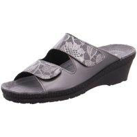 Schuhe Damen Pantoffel Rohde Pantoletten 1466/82 82 grau