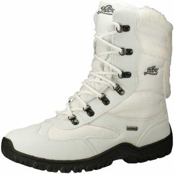 Schuhe Damen Schneestiefel Brütting Stiefeletten 710104 weiß