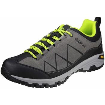 Schuhe Damen Fitness / Training Brütting Sportschuhe 211179 grau