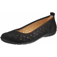 Schuhe Damen Ballerinas Aco Adriana 02 225/4802 schwarz