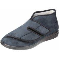 Schuhe Herren Hausschuhe Rohde L grau