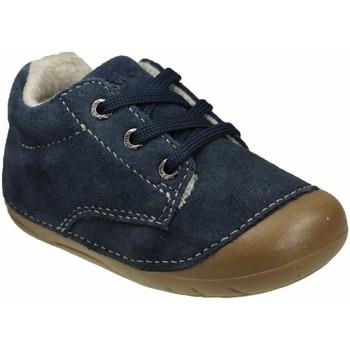 Schuhe Jungen Sneaker Low Lurchi By Salamander Schnuerschuhe WF blau