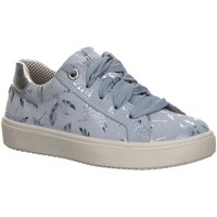 Schuhe Damen Sneaker Low Legero Low 40.9488.85 grau