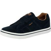 Schuhe Herren Sneaker Low Lico Jimdo Slipper blau