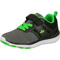 Schuhe Jungen Sneaker Low Lico Bongo VS grau