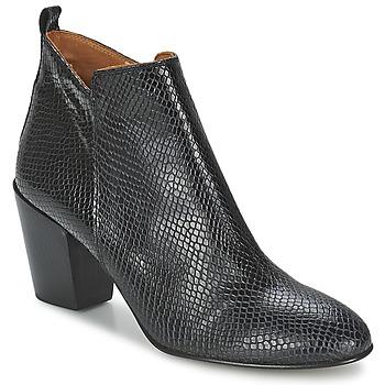 Schuhe Damen Low Boots Emma Go EWANS Schwarz