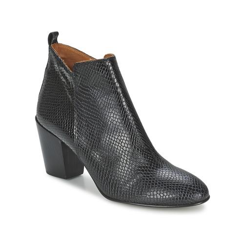 Emma Go EWANS Schwarz  Schuhe Low Boots Damen 148