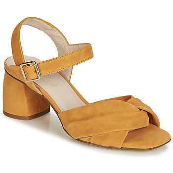 Schuhe Damen Sandalen / Sandaletten Fericelli JESSE Gelb