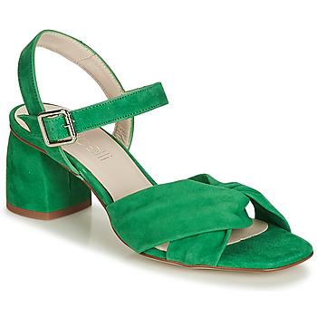 Schuhe Damen Sandalen / Sandaletten Fericelli JESSE Grün