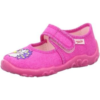 Schuhe Mädchen Hausschuhe Legero 1-00282-63 pink