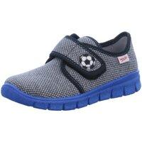 Schuhe Jungen Hausschuhe Superfit NV 00266-07 grau