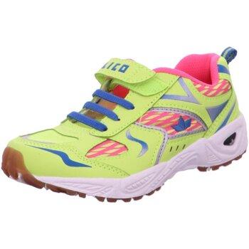 Schuhe Jungen Fitness / Training Brütting Hallenschuhe Bob VS 360497 grün