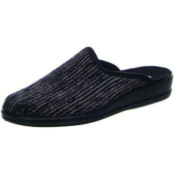 Schuhe Herren Hausschuhe Rohde 2685/83 grau