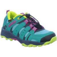 Schuhe Mädchen Wanderschuhe Diverse Bergschuhe Freemont 420084 grün