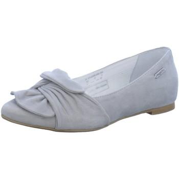 Schuhe Damen Ballerinas Bugatti Slipper NV 411434603400-1500 - grau