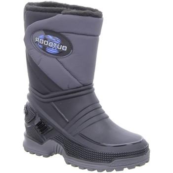 Schuhe Jungen Schneestiefel Beck Winterboots Gummistiefel Outdoor 815 grau