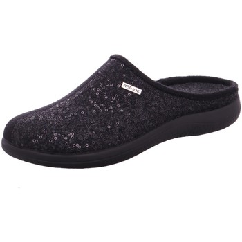 Schuhe Damen Hausschuhe Rohde Wechselfussbett WF 6550/82 grau