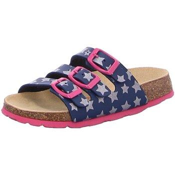 Schuhe Mädchen Pantoffel Legero 00113-84 blau