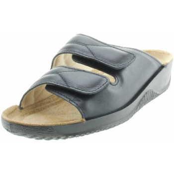 Schuhe Damen Pantoffel Rohde Damen Pantolette 1942 56 Blau