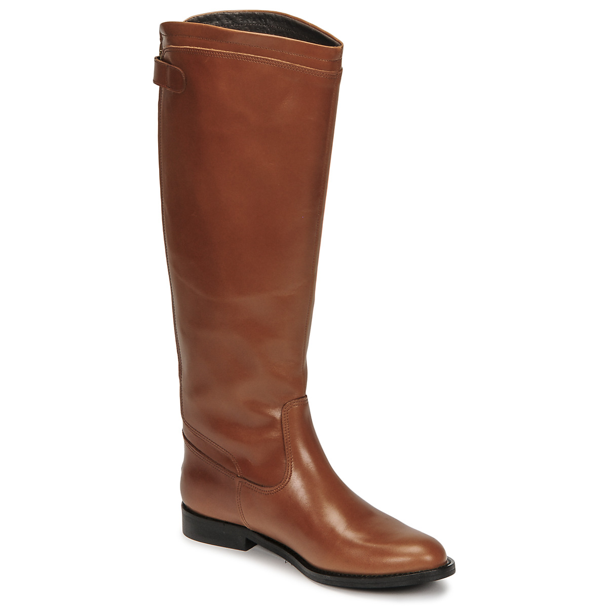 Jonak BATURINGI Cognac - Kostenloser Versand bei Spartoode ! - Schuhe Klassische Stiefel Damen 175,00 €