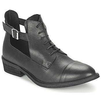 Schuhe Damen Boots Jonak AMADORA Schwarz