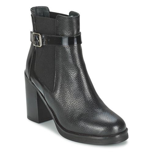 Jonak DELFIM Schwarz  Schuhe Low Boots Damen 111,20