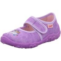 Schuhe Mädchen Hausschuhe Superfit Bonny 282-76 lila