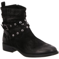 Schuhe Damen Low Boots Spm Shoes & Boots Stiefeletten Nevuma Ankle Boot 6099419-001 schwarz