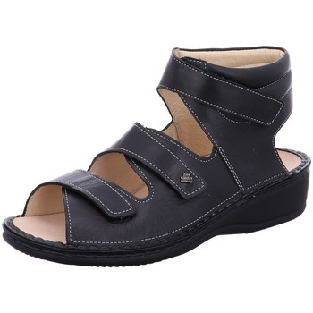 Schuhe Damen Sandalen / Sandaletten Finn Comfort Komfort Capri 02514-014099 schwarz