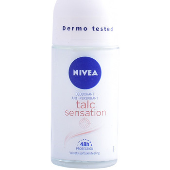 Beauty Damen Deodorant Nivea Talc Sensation Deo Roll-on  50 ml