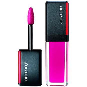 Beauty Damen Lippenstift Shiseido Lacquerink Lipshine 303-mirror Mauve  6 ml