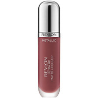 Beauty Damen Lippenstift Revlon Ultra Hd Matte Metallic Lipcolor 705-shine 5,9 ml