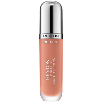 Beauty Damen Lippenstift Revlon Ultra Hd Matte Metallic Lipcolor 715-glow 5,9 ml