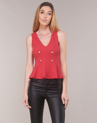 Kleidung Damen Tops / Blusen Moony Mood KITTILE Rot