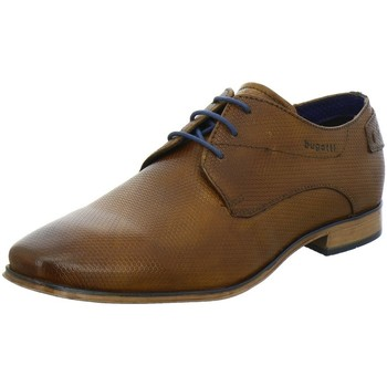 Schuhe Herren Derby-Schuhe & Richelieu Bugatti Schnuerschuhe 311-42009-2100 311-42009-2100 braun