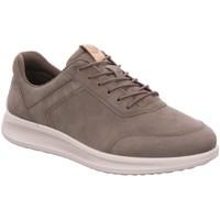 Schuhe Herren Sneaker Low Ecco Schnuerschuhe  AQUET 207184-02559-Aquet grau